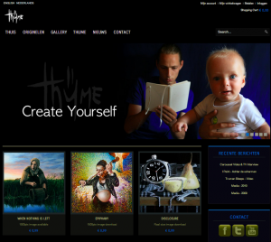 Thijme Termaat website